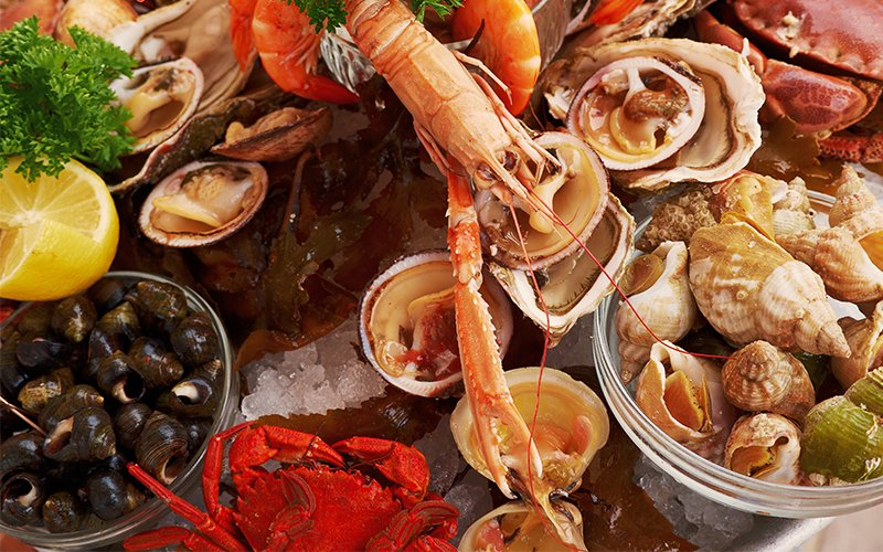 Comment composer son plateau de fruits de mer maison ?