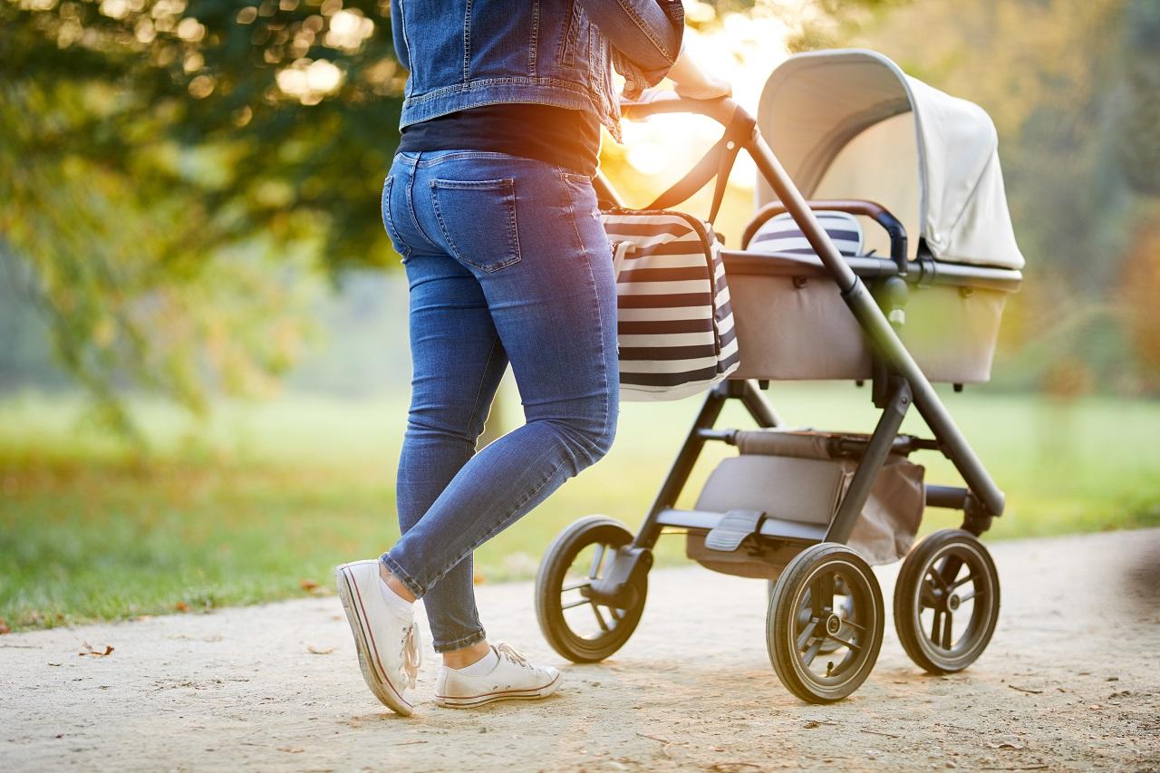Réussir ses sorties avec un bébé