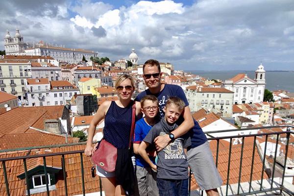 Que faire à Lisbonne avec des enfants ?