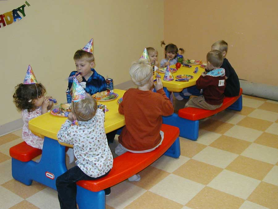 Pourquoi organiser les fêtes d'anniversaire pour vos enfants par des professionnels ?